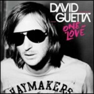 One Love - CD Audio di David Guetta