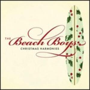 Christmas Harmonies - CD Audio di Beach Boys