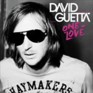 One Love - CD Audio di David Guetta