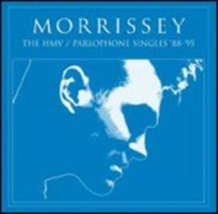 The HMV/Parlophone Singles '88-'95 - CD Audio di Morrissey
