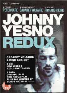 Johnny Yesno. Redux (Colonna Sonora) - CD Audio + DVD di Cabaret Voltaire