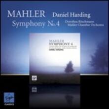 Sinfonia n.4 - CD Audio di Gustav Mahler,Daniel Harding
