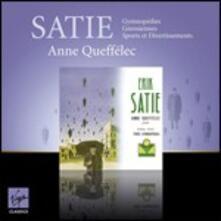 Musica per pianoforte - CD Audio di Erik Satie,Anne Queffélec