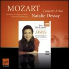 Arie da concerto - CD Audio di Wolfgang Amadeus Mozart,Natalie Dessay
