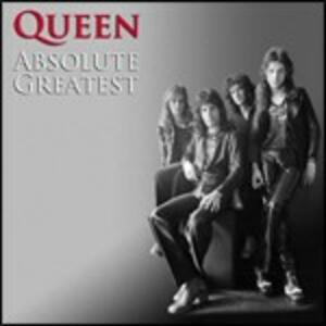 Absolute Greatest - CD Audio di Queen