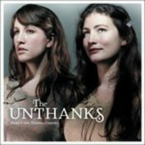 Here's the Tender Coming - CD Audio di Unthanks