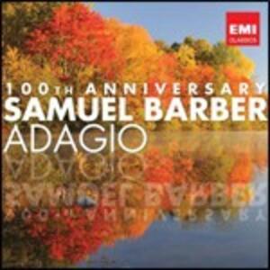 10th Anniversary. Adagio - CD Audio di Samuel Barber