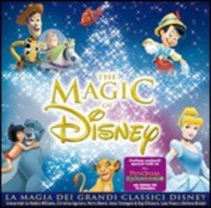 The Magic of Disney (Colonna Sonora) - CD Audio