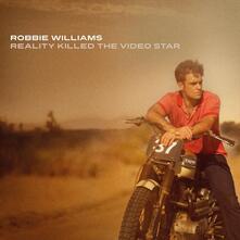 Reality Killed the Video Star - CD Audio + DVD di Robbie Williams