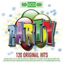 Original Hits. Party (Box Set) - CD Audio