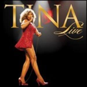 Tina Live - CD Audio + DVD di Tina Turner