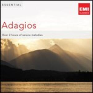 Essential Adagios - CD Audio