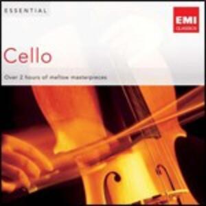 Essential Cello - CD Audio