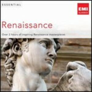 Essential Renaissance - CD Audio