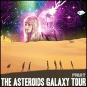 Fruit - CD Audio di Asteroids Galaxy Tour