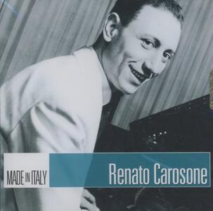 Made in Italy - CD Audio di Renato Carosone