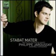 Stabat Mater - Mottetti per la Vergine Maria - CD Audio di Philippe Jaroussky,Ensemble Artaserse,Giovanni Felice Sances