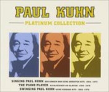 Platinum Collection - CD Audio di Paul Kuhn