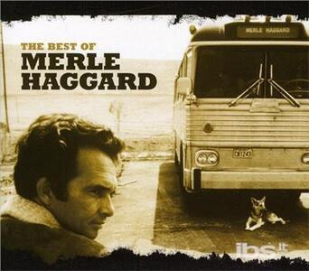 Best of Merle Haggard - CD Audio di Merle Haggard