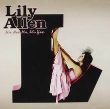 Its Not Me it's You - CD Audio di Lily Allen