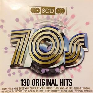 Original Hits. 70s - CD Audio