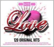 Original Hits. Love - CD Audio