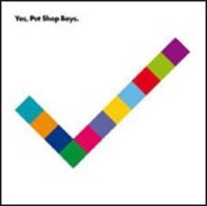 Foto Cover di Yes, CD di Pet Shop Boys, prodotto da EMI