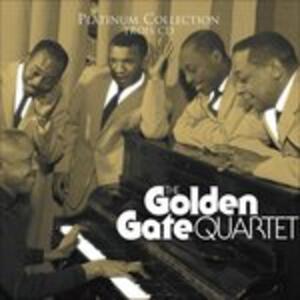 Platinum Collection - CD Audio di Golden Gate Quartet