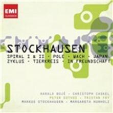 20th Century Classics - CD Audio di Karlheinz Stockhausen