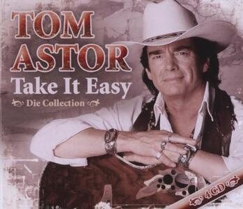 Take it Easy - CD Audio di Tom Astor
