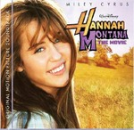 Cover CD Colonna sonora Hannah Montana: The Movie
