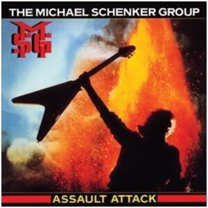 Assault Attack - CD Audio di Michael Schenker (Group)