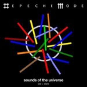 Sounds of the Universe - CD Audio + DVD di Depeche Mode