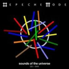 Sounds of the Universe (Limited Edition) - CD Audio + DVD di Depeche Mode