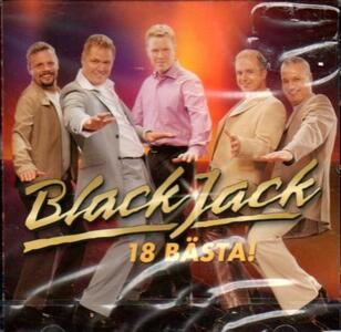 18 Basta - CD Audio di BlackJack