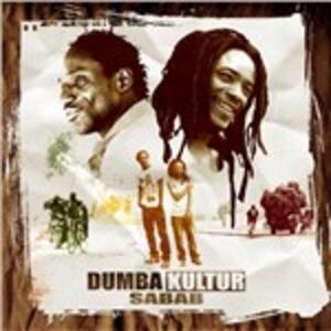 Sabab - CD Audio di Dumba Kultur