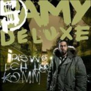 Dis Wo Ich Herkomm - CD Audio di Samy Deluxe