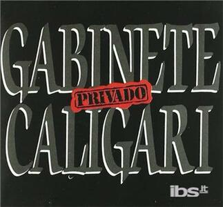 Privado - CD Audio di Gabinete Caligari