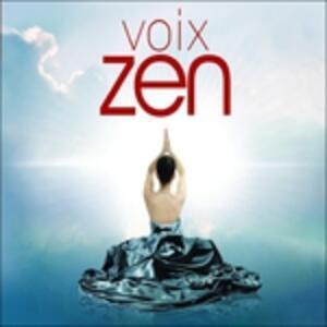 Zen Voix - CD Audio