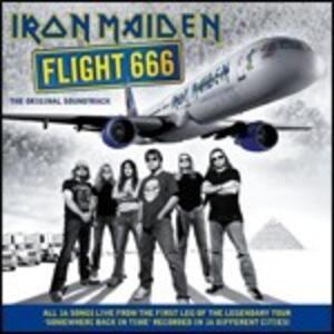 Flight 666. The Original Soundtrack - CD Audio di Iron Maiden
