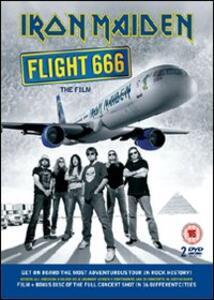 Iron Maiden. Flight 666. The Film (2 DVD) - DVD