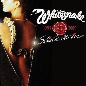 Slide it in - CD Audio + DVD di Whitesnake