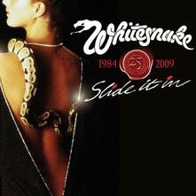 Slide it in (25th Anniversary Edition) - CD Audio + DVD di Whitesnake