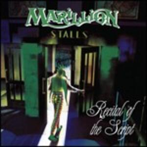 Recital of the Script - CD Audio di Marillion