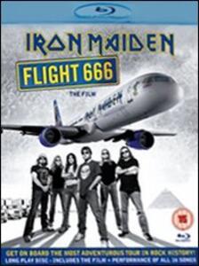 Iron Maiden. Flight 666. The Film - Blu-ray