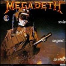 So Far, so Good... so What! - Vinile LP di Megadeth