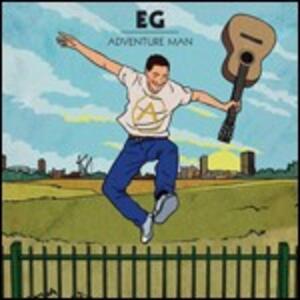 Adventure Man - CD Audio di Eg