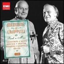 Friends in Music - CD Audio di Stephane Grappelli,Yehudi Menuhin