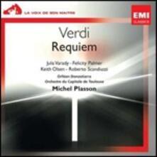 Requiem - CD Audio di Giuseppe Verdi,Michel Plasson,Orchestre du Capitole de Toulouse,Julia Varady,Felicity Palmer,Roberto Scandiuzzi