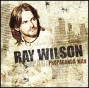 Propaganda Man - CD Audio di Ray Wilson